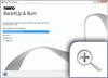 Nero BackItUp and Burn – Récupération de fichiers supprimés ou de média endommagés