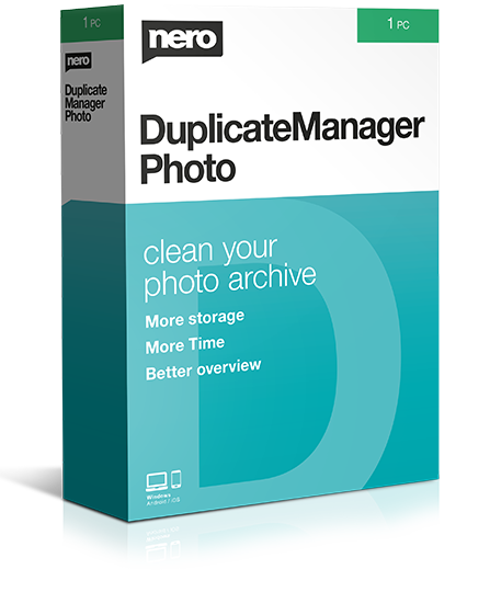 Nero DuplicateManager Photo