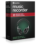 Music Recorder box