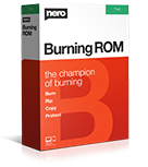 Nero Burning ROM box