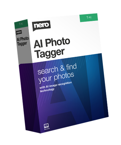 Nero AI Photo Tagger