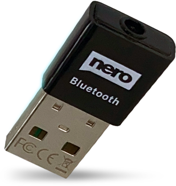 Nero Bluetooth 4.0 Audio AUX-Adapter