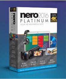 Nero 16 Platinum